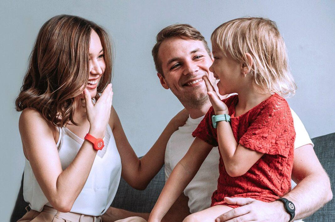 PouchPASS PouchNATION wristband