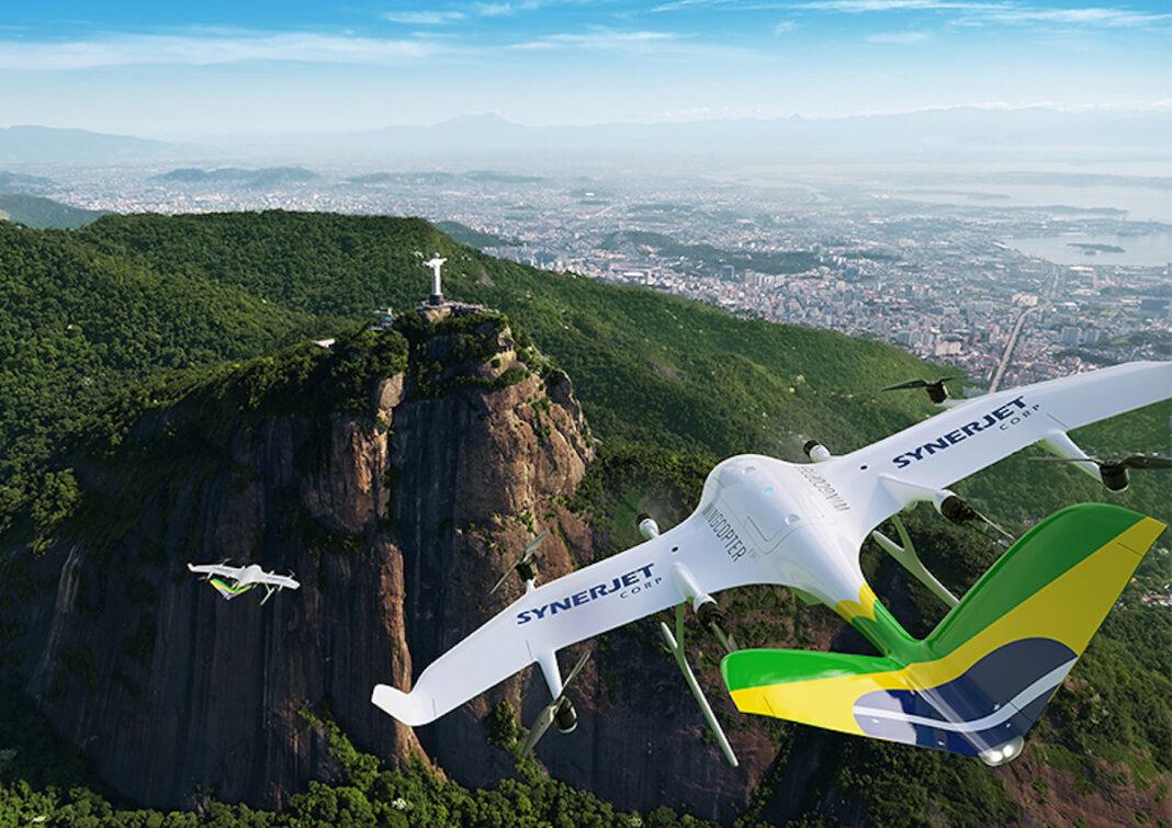 SYNERJET Wingcopter