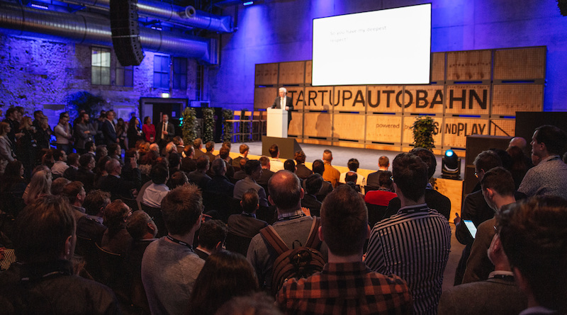 STARTUP AUTOBAHN has completed its fifth round in Stuttgart