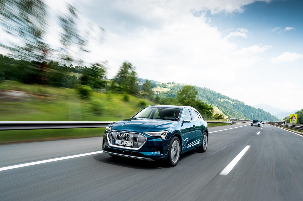 Audi shares study of Autonomous Driving