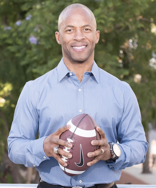 JJ Birden from professional NFL player to Network Marketing Isagenix